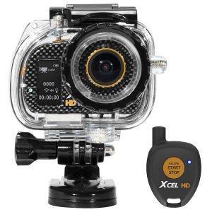 Xcel HD Sport Edition Kamera Carbon