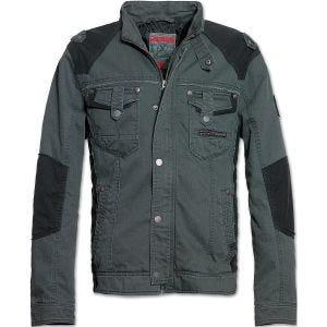 Brandit Blake Vintage Jacke Schwarz