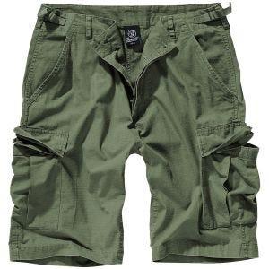 Brandit BDU-Shorts Oliv