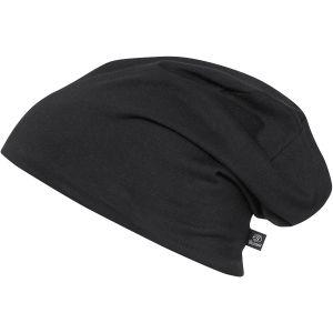 Brandit Jersey Zweifarbige Mütze Schwarz / Anthracite