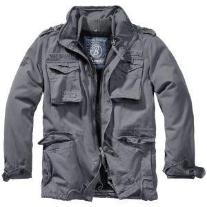 Brandit M-65 Giant Jacke Charcoal Grey