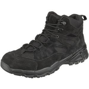 Brandit Outdoor Trail Stiefel mit mittelhohem Schaft Schwarz