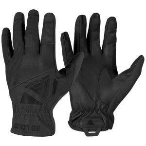 Direct Action Light Gloves Leather Black