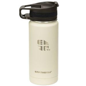 Earthwell Roaster Vakuum-Trinkflasche mit Befestigungsvorrichtung 473 ml Baja Sand