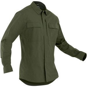 First Tactical Tactix Herren BDU-Hemd langärmelig OD Green