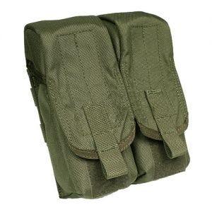 Flyye Doppel-Magazintasche für AK mit MOLLE-Befestigungssystem Ranger Green