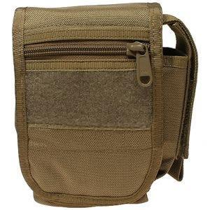 Flyye Duty Hüfttasche mit MOLLE-Befestigungssystem Coyote Brown
