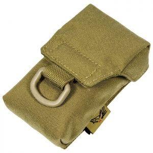 Flyye iCOMM Tasche MOLLE-Befestigungssystem Khaki