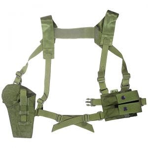 Flyye Schulterholster MOLLE-Gurtsystem Olive Drab