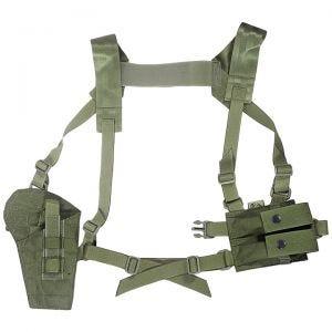 Flyye Schulterholster MOLLE-Gurtsystem Ranger Green