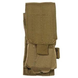Flyye Einzel-Magazintasche für M4/M16 mit MOLLE-Befestigungssystem Coyote Brown