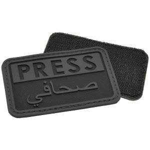 Hazard 4 Press/Arabic 3D-Patch für Reporter Schwarz
