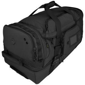 Hazard 4 Shoreleave Robuste Reisetasche mit Rollen Schwarz