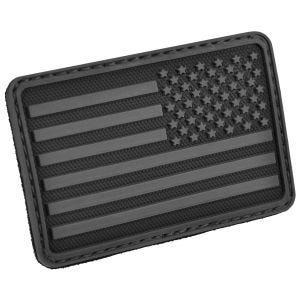 Hazard 4 Patch USA-Flagge Recht Schwarz