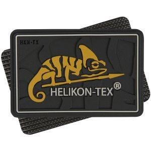 Helikon Logo-Patch Schwarz
