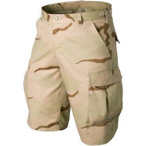 Helikon Genuine BDU Shorts Baumwoll-Ripstop Desert 3 Farben