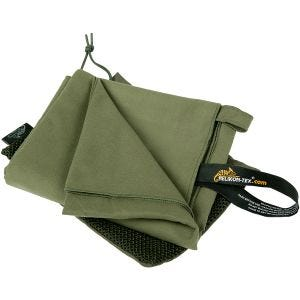 Helikon Mikrofaser-Handtuch Olive Green