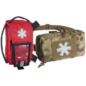 Helikon Modular Individual Med Kit Tasche für Erste-Hilfe-Zubehör Kryptek Highlander