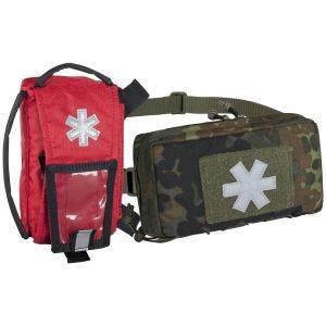 Helikon Modular Individual Med Kit Tasche für Erste-Hilfe-Zubehör Flecktarn