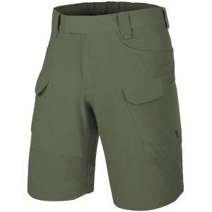 """Helikon 11"""" Taktische Outdoor-Shorts aus VersaStretch Lite Olive Drab"""