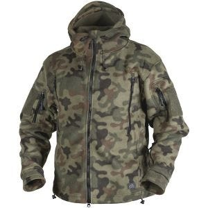 Helikon Patriot Fleecejacke PL Woodland