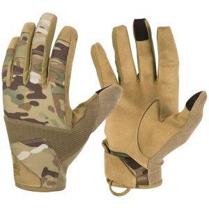 Helikon Range Hard Taktische Handschuhe MultiCam/Coyote