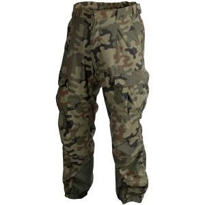 Helikon Level 5 Ver. II Softshell-Hose PL Woodland