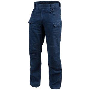 Helikon UTP Hose aus Denim Mid Dark Blue