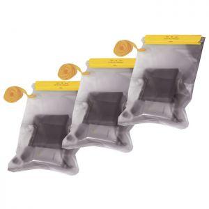 Highlander wasserdichte PVC-Taschen (3 Stück)