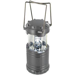 Highlander Zusammenklappbare Laterne mit 7 LEDs Grau