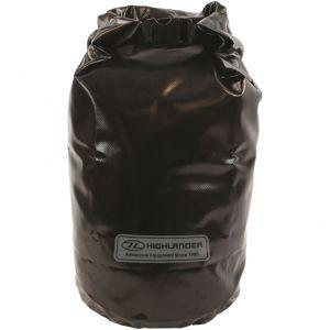 Highlander Dry Bag Small Wasserdichter Packsack Schwarz