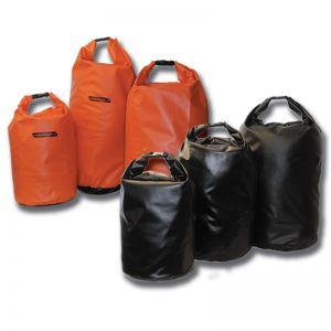Highlander Dry Bag Medium Wasserdichter Packsack Schwarz