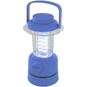 Highlander Halo Laterne mit 12 LEDs Blau