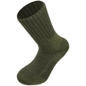Highlander Norwegian Army Socken Olivgrün