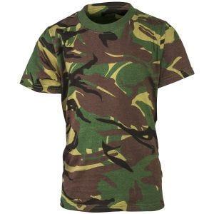 Highlander T-Shirt Britisches DPM