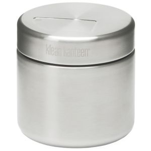 Klean Kanteen 473 ml Food Canister einwandig Brushed Stainless