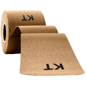 """KT Tape Consumer Original 10"""" Kinesio-Tape aus Baumwolle vorgeschnitten Beige"""