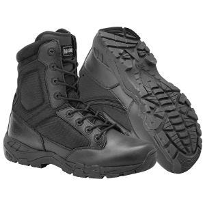 Magnum Viper Pro 8.0 Stiefel mit seitlichem Reißverschluss Schwarz