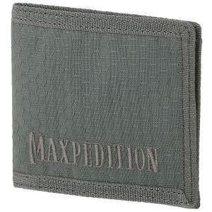 Maxpedition Geldbörse aufklappbar Grau