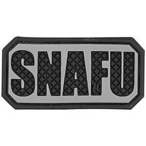 "Maxpedition Patch mit Schriftzug ""SNAFU"" SWAT"