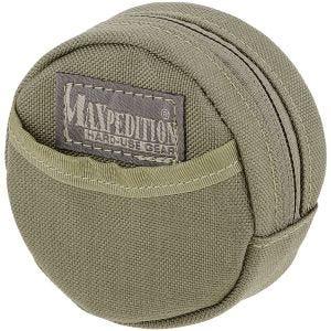 Maxpedition Taktische Tasche in flacher Dosenform Khaki