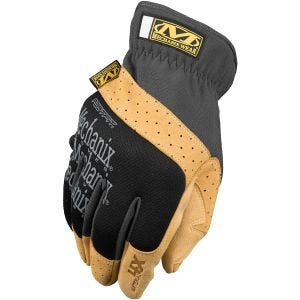 Mechanix Wear FastFit Material4X Handschuhe Schwarz/Tan