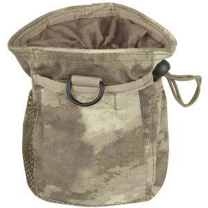 MFH Dump Pouch Abwurftasche mit MOLLE-Befestigungssystem HDT Camo AU