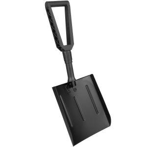 MFH Klapp-Schaufel aus Aluminium Schwarz