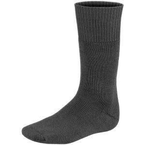 MFH Socken mit hohem Schaft extra-warm Grau