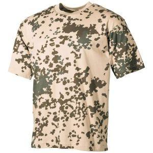 MFH T-Shirt Tropentarn Deutsch