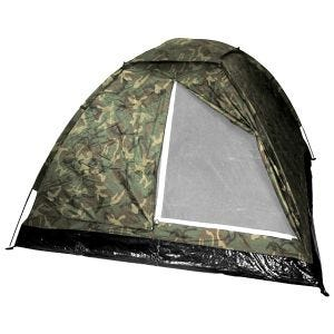 MFH Monodom 3-Personen-Zelt mit Moskitonetz Woodland