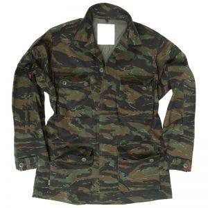 Mil-Tec BDU Einsatzhemd Tiger Stripe