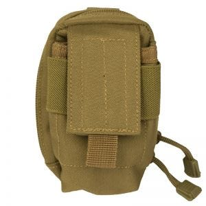 Mil-Tec i-Pouch mit MOLLE-Befestigungssystem Coyote