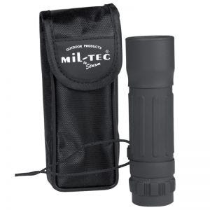 Mil-Tec 10x25 Monokular Schwarz